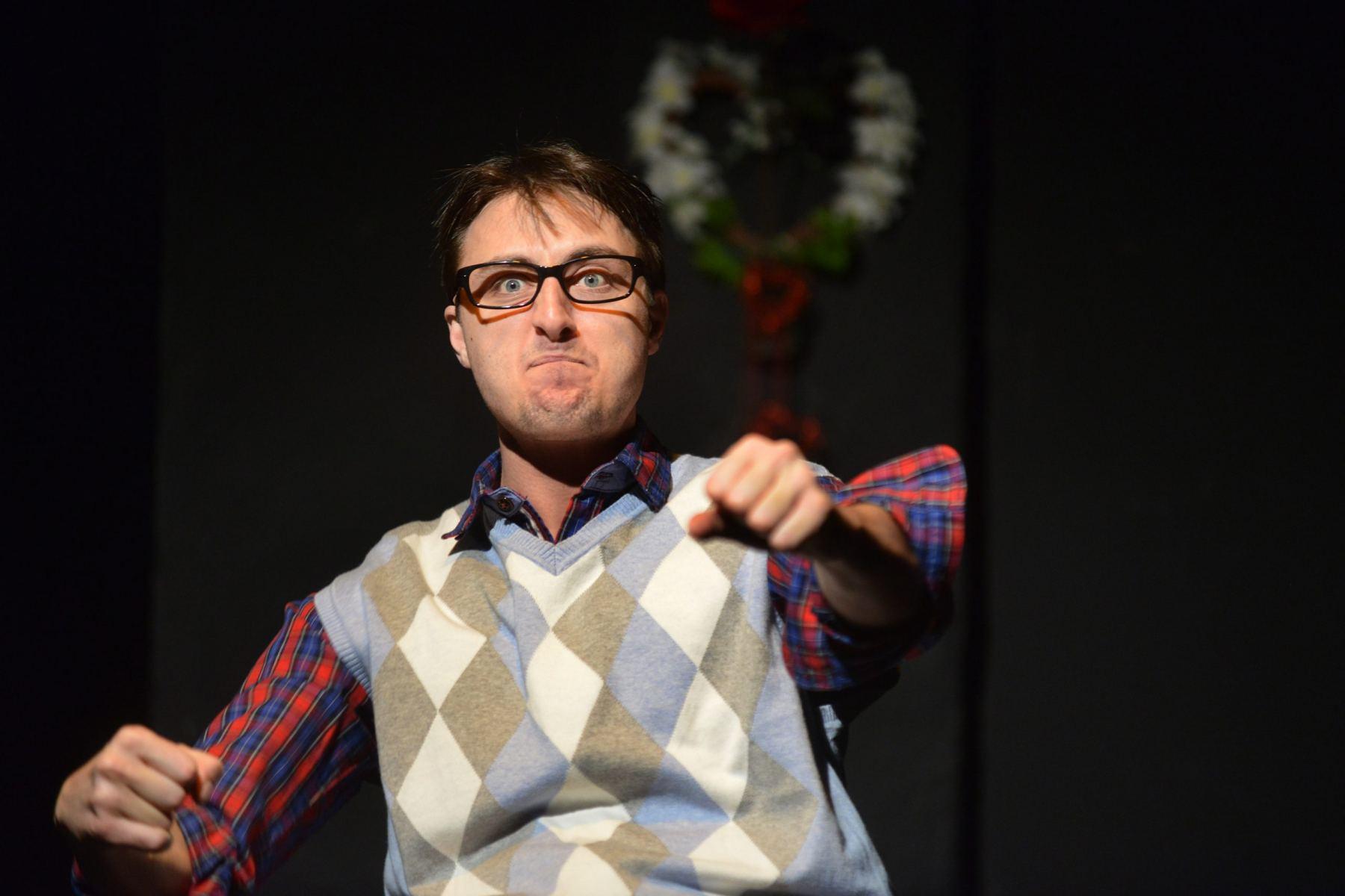 """""""Macho Man"""" mit Ivan Dentler - Theater Die Komödianten Kiel"""