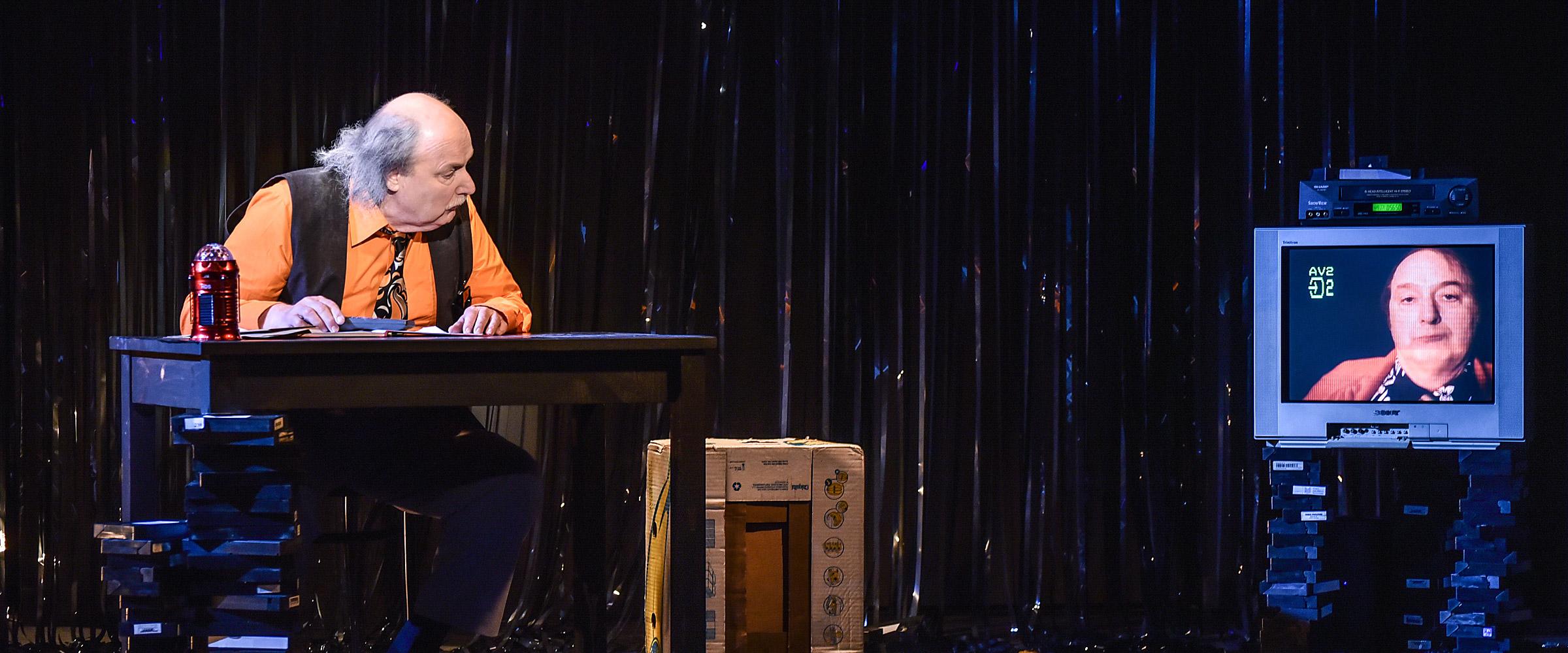 Das letzte Band - Markus Dentler - Theater Die Komödianten Kiel